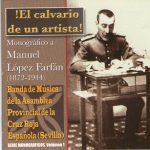B.M.Cruz Roja.El Calvario de un Artista.Sevilla