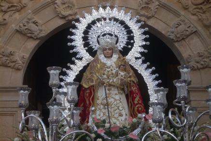 Firmamos con la Virgen de Caños Santos Coronada de Cañete la Real