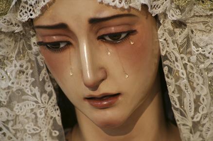 Acompañaremos a la Virgen del Mar de Sevilla