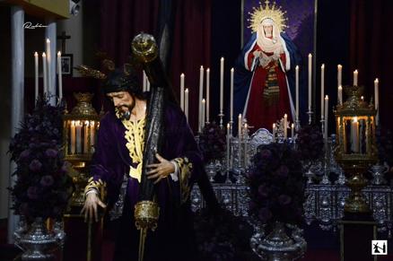 Concierto en la Hermandad de Jesús de La Algaba