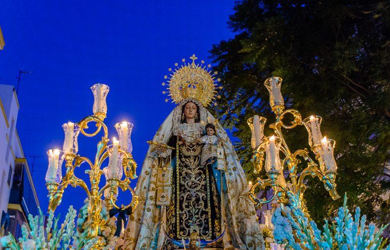 Renovamos con La Hermandad del Carmen de San Leandro